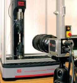 Базовые видео-экстензометры MTS